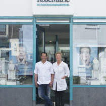huidverzorgingswinkel in Bovenkarspel